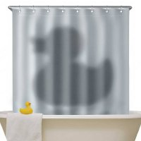 Shadow-Of-The-Duck-Shower-Curtain-1.jpg